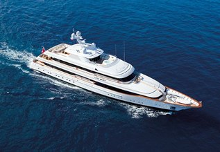 Lady Britt Charter Yacht at Monaco Yacht Show 2015