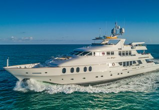 I Love This Boat Charter Yacht at Fort Lauderdale Boat Show 2015