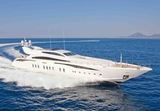 Be On It Charter Yacht at Monaco Yacht Show 2019