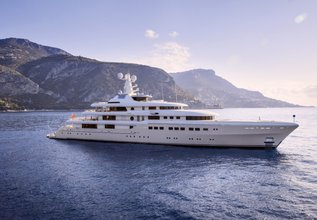 Grace Charter Yacht at The Superyacht Show 2018