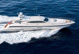 Lionchase Charter Yacht at Monaco Grand Prix 2016