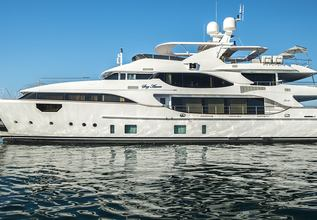 Soy Amor Charter Yacht at Cannes Film Festival 2017