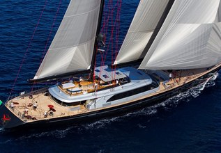 Seahawk Charter Yacht at The Superyacht Show 2019