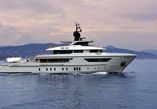 X Charter Yacht at Monaco Yacht Show 2018