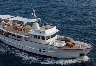 Sultana Charter Yacht at MYBA Charter Show 2014