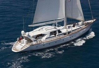 Takapuna Charter Yacht at Antigua Charter Yacht Show 2014