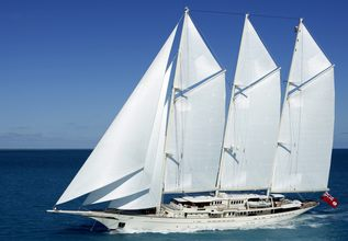 Athena Charter Yacht at Antigua Charter Yacht Show 2014