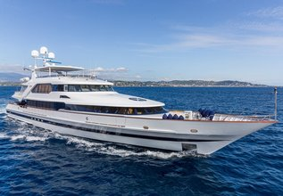 Lucy III Charter Yacht at Cannes Yachting Festival 2017