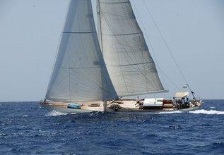 Aurelius Charter Yacht at Antigua Charter Show 2013