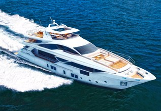 Bangadang Charter Yacht at Cannes Yachting Festival 2019