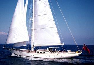 Foftein II Charter Yacht at Palma Superyacht Show 2014