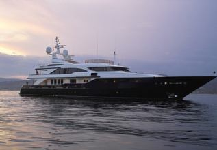 Blue Night Charter Yacht at Cannes Yachting Festival 2019