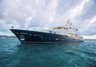 Fabulous Character Charter Yacht at Antigua Charter Yacht Show 2016