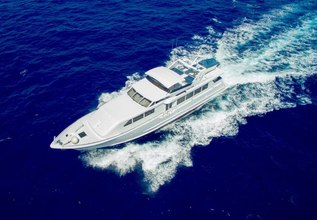 No Vacancy Charter Yacht at Yachts Miami Beach 2016
