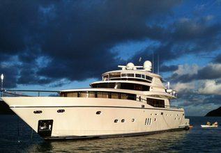 Go Charter Yacht at Yachts Miami Beach 2017