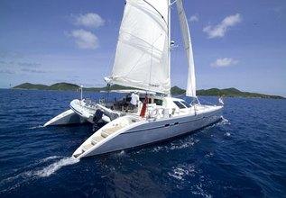 Marmot Charter Yacht at Antigua Charter Show 2015
