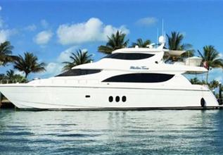 Obsession Charter Yacht at Fort Lauderdale International Boat Show (FLIBS) 2021