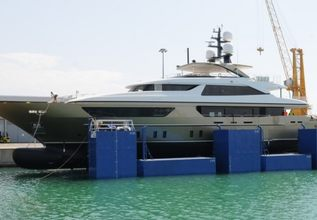 Trident Charter Yacht at Monaco Yacht Show 2014