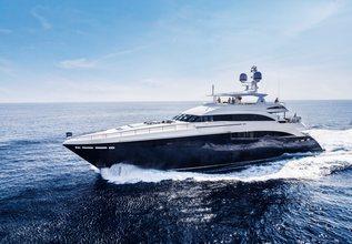 Solaris Charter Yacht at Monaco Yacht Show 2014