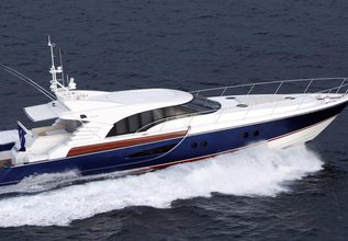 Crystal Blue Charter Yacht at Australian Superyacht Rendezvous 2018