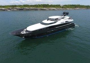 Temptation Charter Yacht at Antigua Charter Yacht Show 2014
