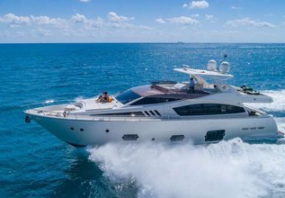 Golden Belle Charter Yacht at Ft. Lauderdale Boat Show  2018 - Attending Yachts