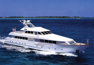 Chimera Charter Yacht at Fort Lauderdale International Boat Show (FLIBS) 2021