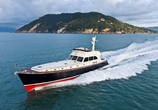 Ali Charter Yacht at Fort Lauderdale Boat Show 2015