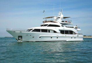 Quid Pro Quo Charter Yacht at Monaco Grand Prix Yacht Charter