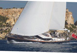 Mathilda Sound Charter Yacht at Palma Superyacht Show 2019