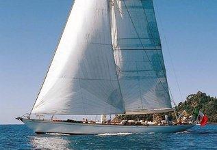 Whitefin Charter Yacht at MYBA Charter Show 2015
