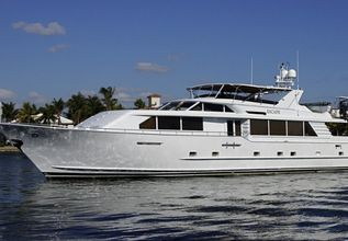 My Lady Charter Yacht at Palm Beach Boat Show 2019