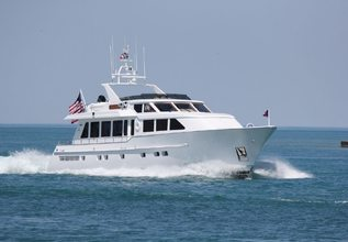Wrigley Charter Yacht at Fort Lauderdale Boat Show 2015