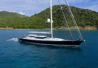 Radiance Charter Yacht at Palma Superyacht Show 2018