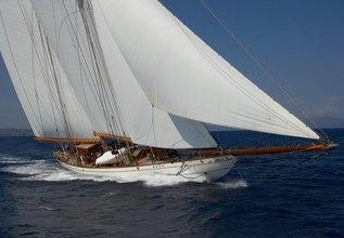 Germania Nova Charter Yacht at Antigua Charter Yacht Show 2014
