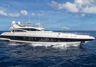 Antelope IV Charter Yacht at Festival de la Plaisance de Cannes 2013