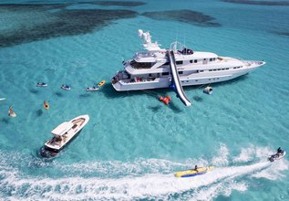 At Last Charter Yacht at Antigua Charter Yacht Show 2016