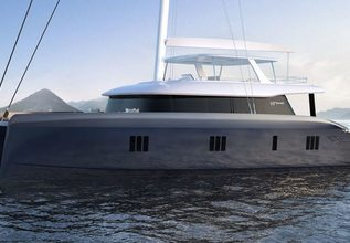 Above Charter Yacht at Antigua Charter Yacht Show 2019
