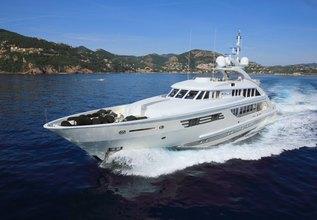 Rola Charter Yacht at Monaco Yacht Show 2013
