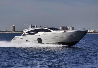 Gayle Charter Yacht at Miami Yacht Show 2020