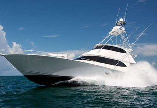 Cool Breeze Charter Yacht at Fort Lauderdale Boat Show 2015