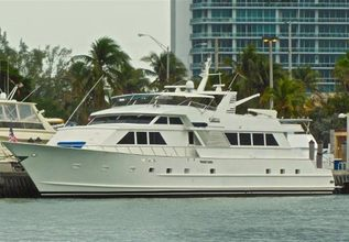 Isabella Charter Yacht at Fort Lauderdale Boat Show 2019 (FLIBS)