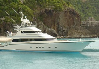 Tempo Reale Charter Yacht at Fort Lauderdale International Boat Show (FLIBS) 2021