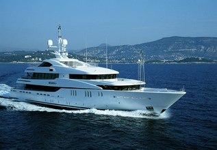 Bermie III Charter Yacht at Monaco Yacht Show 2017