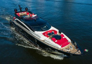 Canelo Charter Yacht at Monaco Yacht Show 2014