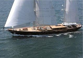 Roxane Charter Yacht at Monaco Grand Prix 2014