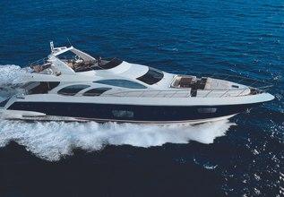 Leonardo Charter Yacht at MYBA Charter Show 2014