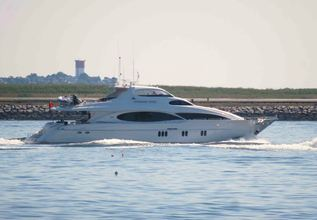 Pure Romance Charter Yacht at Fort Lauderdale Boat Show 2015