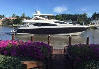 Perseverance II Charter Yacht at Newport Charter Yacht Show 2018