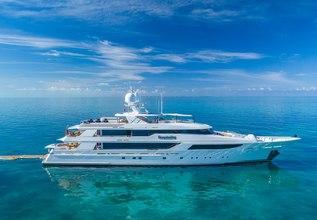 Hospitality Charter Yacht at Miami Yacht Show 2020
